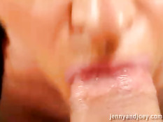 Hot POV blowjob