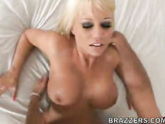 Horny chick gets what she needs