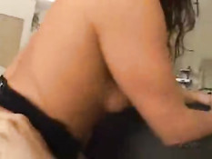 Anal woman on top