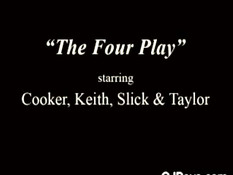 The four play