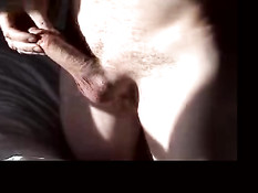 Hot guy masturbating