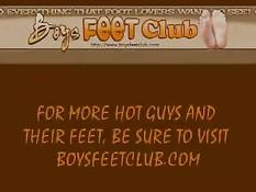 Boys feet club