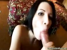 Rebeca sucks good