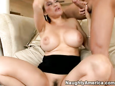 Hot babe loves anal sex 1