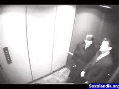Things you can do in an elevator