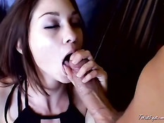 Brittany James getting boned 1
