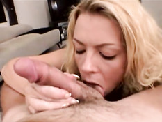 Blond slut Brittany 3