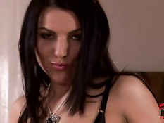 Anella is just hot and horny