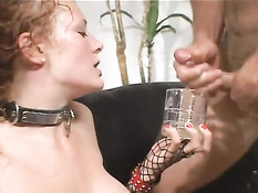 Hot girl Audrey does anything