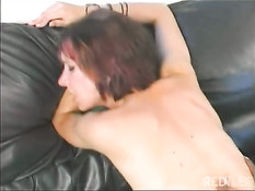 Young slut doing black guy