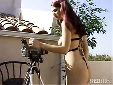 Hot lesbians fucking with their toys