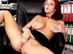 Jana masturbating part 1