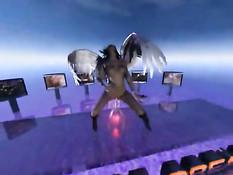 Angel of Dreams intro