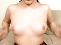 Kristina Rose likes sucking!