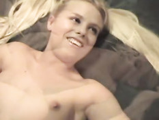 Young whore gets shagged