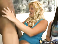 Strippers on girlparty