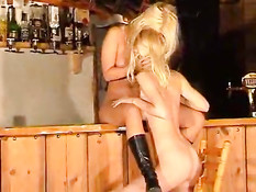 Hot bargirls in action 2