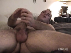 Jamy and a bag of anal toys