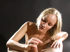 Leah Wilde\'s beloved toy is your dick