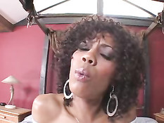 Misty Stone Is In For A Lesson