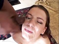 Anal Facial Swallow