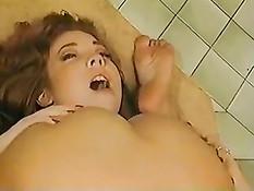 Hot MILF Gets A Taste Of Her Maid