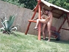 Valentina And Daniella Get Their Teen Pussies And Asses Drilled