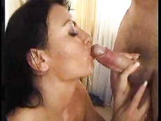 Laura Angel Cock Cleaning