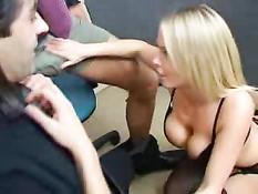 Jamie Brooks: Dirty Office Slut