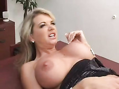 Vicky Vette Is A Street Whore