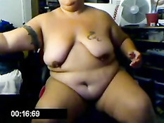 Latina Fits A Corona Bottle In Her Pussy