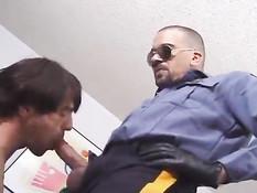 A fucking good officer