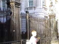 Downing street couple