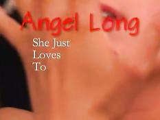 Angel Long просто обожает сосать член