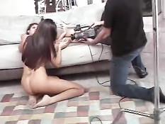 О том как снимают эротическое видео
