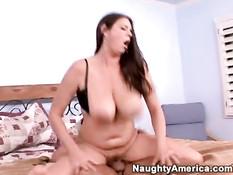 Hot lady fucked