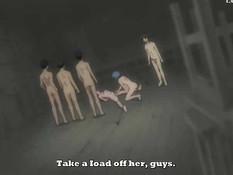 Парень трахается с рыжей девчонкой из мультфильма