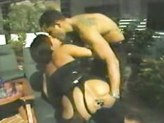 Летние анальные секс уроки на свежем воздухе