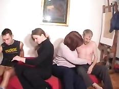Истории русских свингеров часть 43