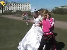 Русские молодожёны 11 часть 1