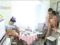 Истории русских свингеров часть 55