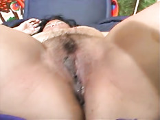 Mature riding and getting fucked