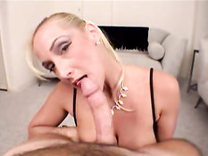Slut Lexi sucking