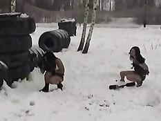 Nude In Russia vol 2 part 1 / Голышом по России фильм 2 часть 1