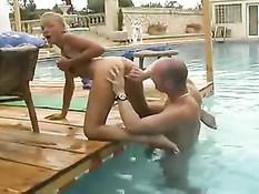Operation Sex Election - французское полнометражное групповое порно