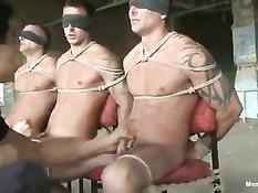 Трое голубых попали в рабство и подверглись сексуальному насилию