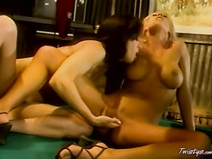 Hot cowgirls having fun 2
