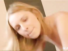 Сексуальная чешская девчонка захотела сниматься в порно фильмах