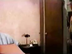 Старую блондинку оттрахали во влагалище и залили киску спермой