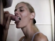 Blowjob quickie